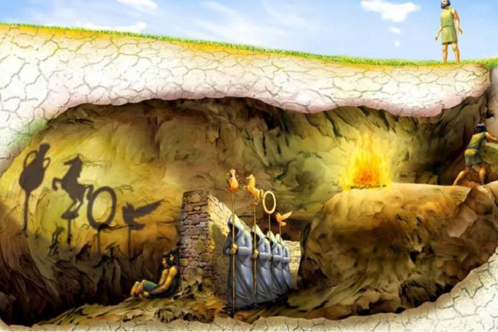 Boom ¡Salí de la caverna! 💪💪💪💪💪